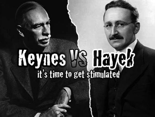 Keynes vs. Hayek on BBC Radio 4 | LARS P. SYLL