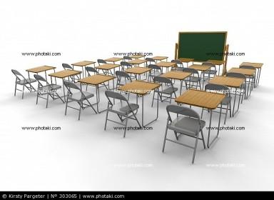 tomma-klassrum