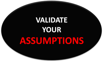 Assumptions Analysis