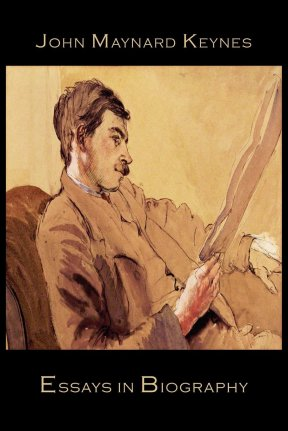 keynes essays in biography