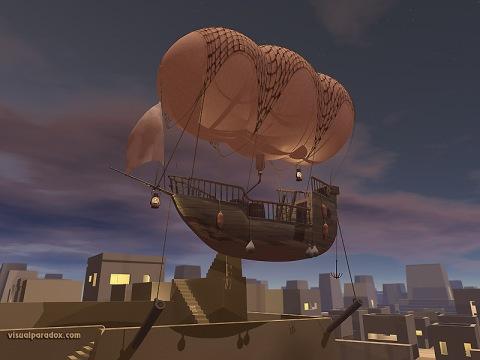 airship800