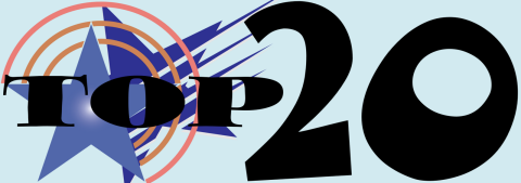 Top 20 KC Cafe Radio Logo