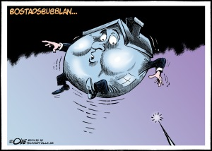 Bostadsbubblan