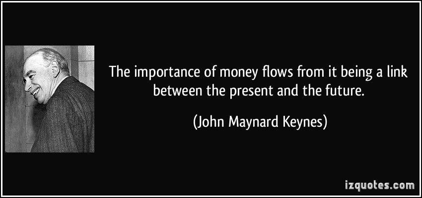 the future keynes essay Economics: whatever happened to keynes' 15-hour working week the desire to keep up with our richer peers drives us to work harder in his essay, richard freeman.
