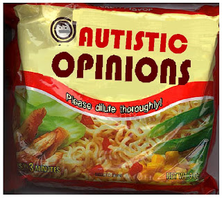 autistic opinion