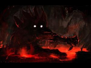 Cave_monster_speedpainting_by_Dekus