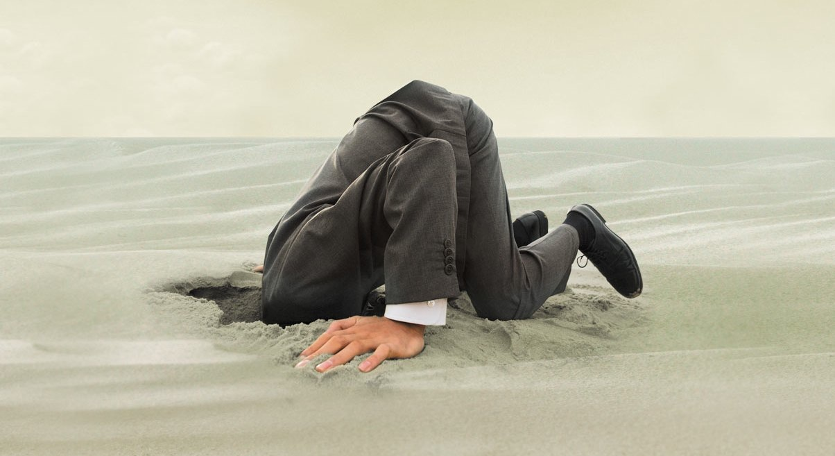 Econometric modellers — people burying their heads in the ... - photo#19