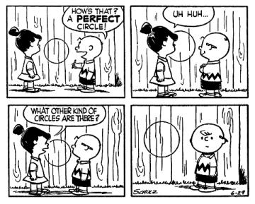 PeanutsPlatonism