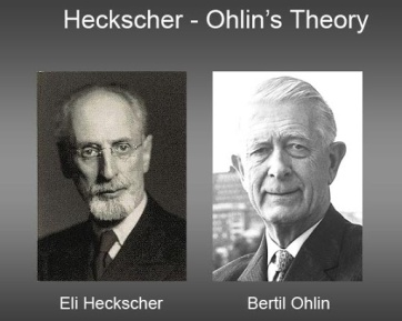 ohlin theory