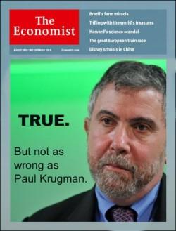 Economist Krugman
