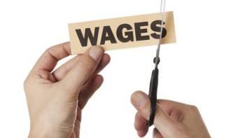 wagecuts