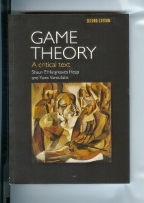 On the limits of game theory | Real-World Economics Review Blog