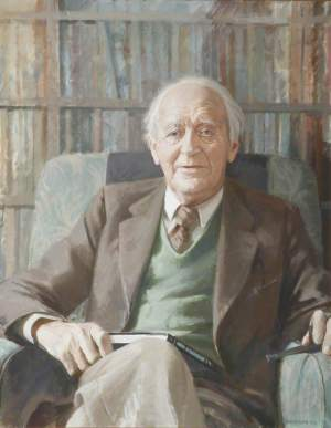 Wickham, Mark, active 1984-2000; Sir John Hicks (1904-1989)