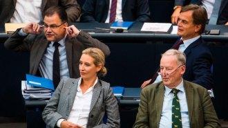 GERMANY-POLITICS-BUNDESTAG