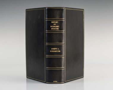 history-of-economic-analysis-schumpeter-first-edition