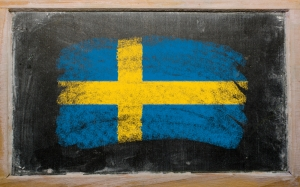 blackboardsvenskaflaggan