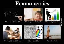 The pitfalls of econometrics   LARS P. SYLL