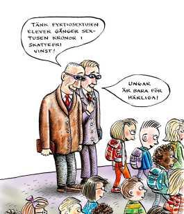Det svenska friskolesvindleriet | LARS P. SYLL